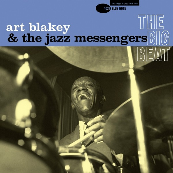 Art Blakey Amp The Jazz Messengers The Big Beat Lp 180 Gram