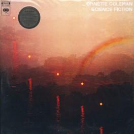 Ornette Coleman Science Fiction LP Vinil 180g ORG Music Edição Limitada Numerada Bernie Grundman US