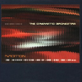 The Cinematic Orchestra Motion 2LP Vinyl Ninja Tune + Download ZEN45 EU