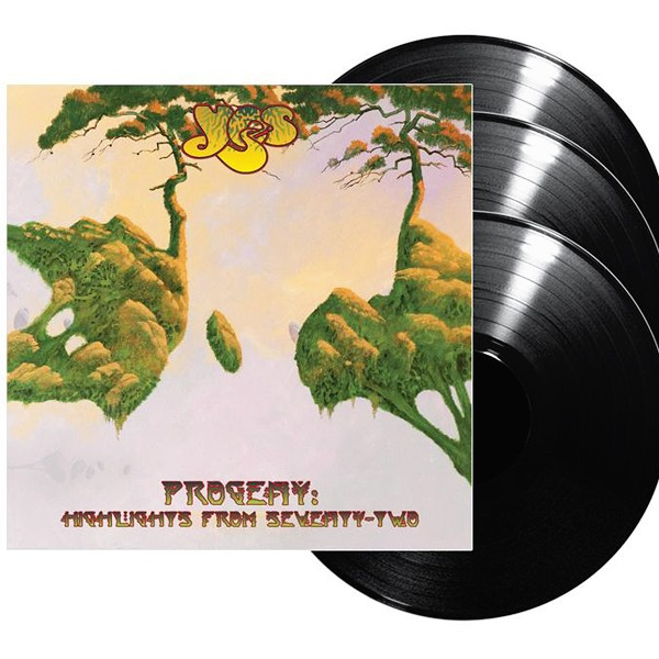 Yes Progeny Highlights From Seventy Two 3lp 180 Gram