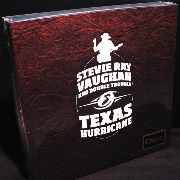 Stevie Ray Vaughan Texas Hurricane 6lp 33rpm 200g Vinyl