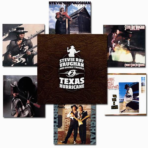 Stevie Ray Vaughan Texas Hurricane 12lp 45rpm 200g Vinyl