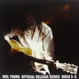 Neil Young Official Release Series Discs 5 8 180 Gram