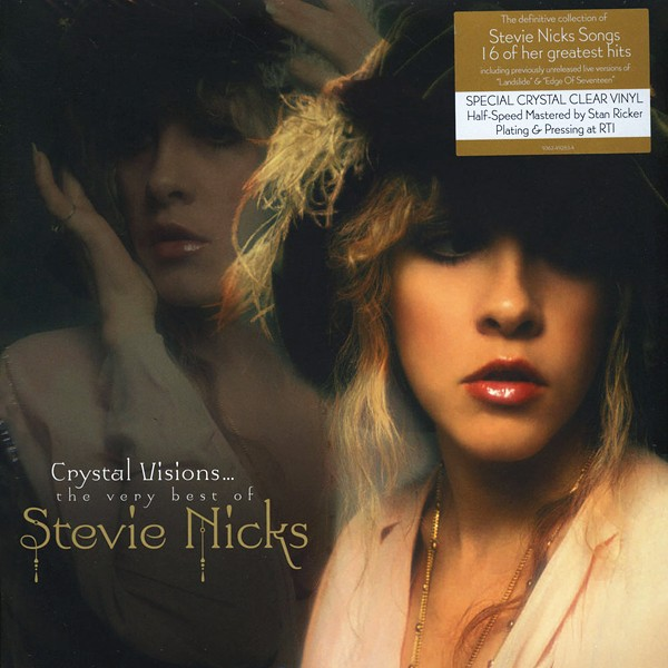 Stevie Nicks Crystal Visions The Very Best Of Stevie Nicks
