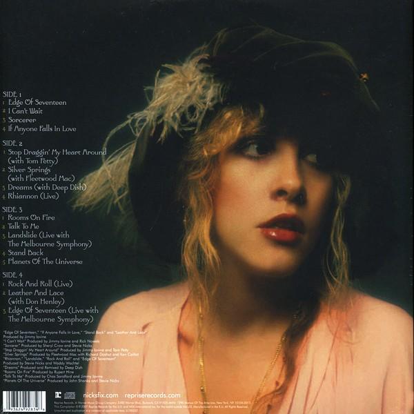Stevie Nicks Crystal Visions The Very Best Of Stevie Nicks