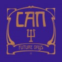 Can Future Days LP 180 Gram Vinyl + Download Remastered Edition Mute Spoon Records 2014 EU
