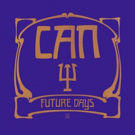 Can Future Days LP Vinil 180 Gramas + Download Remastered Edition Mute Spoon Records 2014 EU