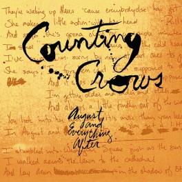 The Counting Crows August And Everything After 2lp 45rpm