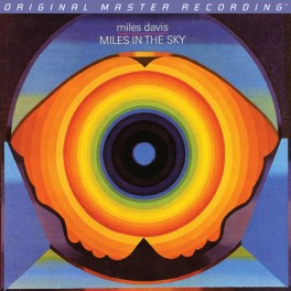 Miles Davis Miles In The Sky 2LP 45rpm Vinil 180gr Edição Limitada Mobile Fidelity Sound Lab MFSL USA