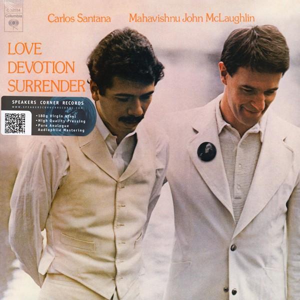 Carlos Santana Amp John Mclaughlin Love Devotion Surrender