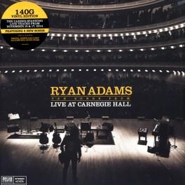 Ryan Adams Ten Songs From Live At Carnegie Hall LP Vinil 140 Gramas + Código Download 2015 EU