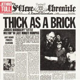 Jethro Tull Thick As A Brick Lp 180 Gram Vinyl Steven