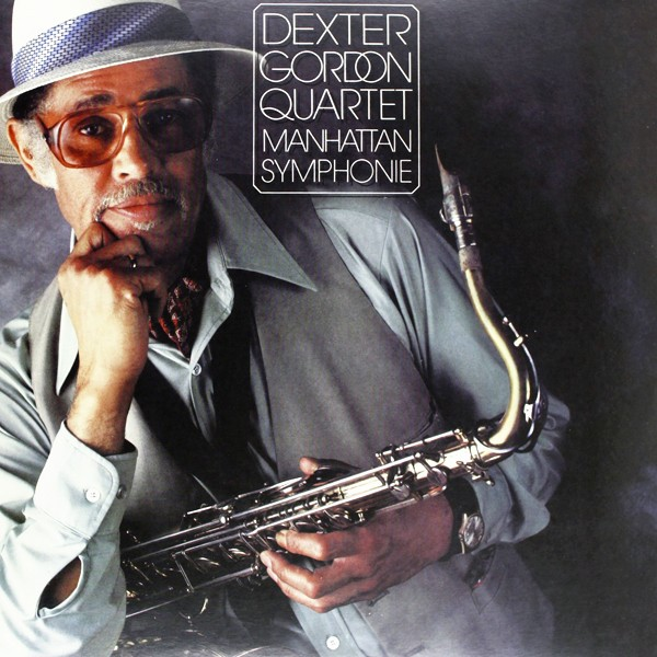Dexter Gordon Quartet Manhattan Symphonie 2lp 180 Gram