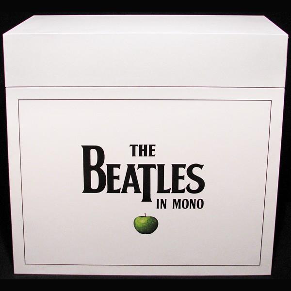 The Beatles In Mono Deluxe Box Set 14lp 180g Vinyl All