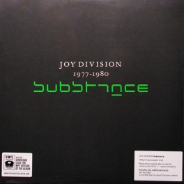 Joy Division Substance 2LP Vinil 180 Gramas Factory Records Warner Optimal Alemanha + Download 2015 EU