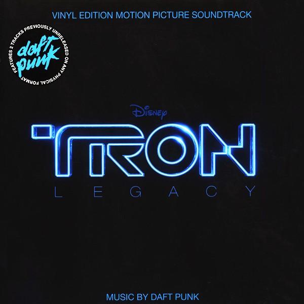 Daft Punk Tron Legacy 2lp 180 Gram Vinyl Edition Motion