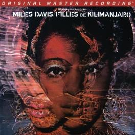Miles Davis Filles de Kilimanjaro 2LP 45rpm 180g Vinyl Limited Edition Mobile Fidelity MoFi MFSL USA