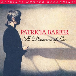 Patricia Barber A Distortion Of Love 2LP 180g Vinyl Numbered Limited Edition Mobile Fidelity MFSL USA