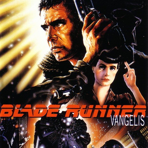 Vangelis Blade Runner 180g Vinyl Lp Translucent Red Audio