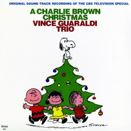 The Vince Guaraldi Trio A Charlie Brown Christmas LP 200 Gram Vinyl Analogue Productions QRP USA