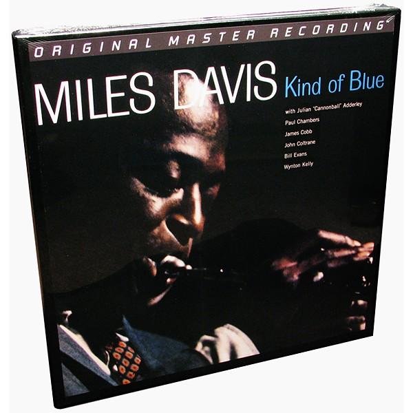Miles Davis Kind Of Blue 2lp 45rpm 180g Vinyl Limited