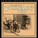 Grateful Dead Workingman's Dead 2LP 45rpm 180 Gram Vinyl Numbered Limited Edition MoFi MFSL USA