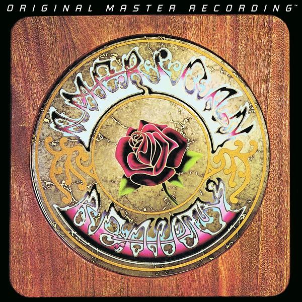 Grateful Dead American Beauty 2lp 45rpm 180g Vinyl Mobile