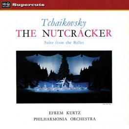 Tchaikovsky The Nutcracker LP 180 Gram Vinyl Efrem Kurtz Philharmonia Orchestra Hi-Q Supercuts 2015 EU