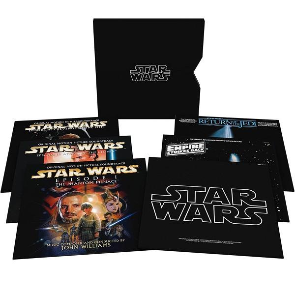 Star Wars The Ultimate Vinyl Collection 11 Lp 180 Gram