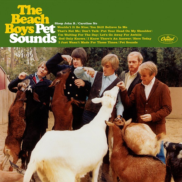 Image result for pet sounds mono