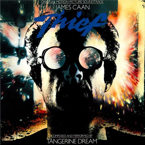 Tangerine Dream Thief Soundtrack Lp 180 Gram Vinyl Audio