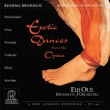 Eiji Oue Exotic Dances From the Opera LP 200 Gram Vinyl Reference Recordings Mastercuts QRP USA