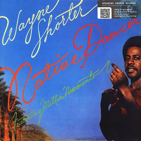 Wayne Shorter Native Dancer Lp 180 Gram Vinyl Milton