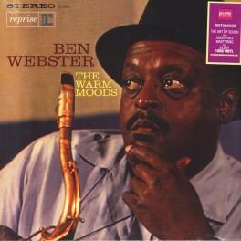 Ben Webster The Warm Moods Lp 180 Gram Vinyl Pure Pleasure