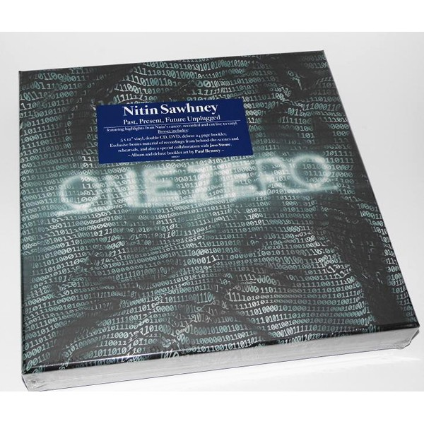 Nitin Sawhney Onezero 5lp 45rpm Vinyl Deluxe Box Set
