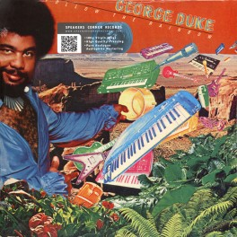 George Duke Follow the Rainbow LP Vinil 180 Gramas Epic Speakers Corner Records Pallas Alemanha EU