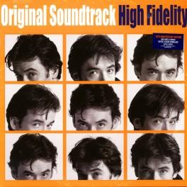 High Fidelity Soundtrack 2LP Vinyl 15th Anniversary Editon Bob Dylan Smog Kinks Love Gatefold USA
