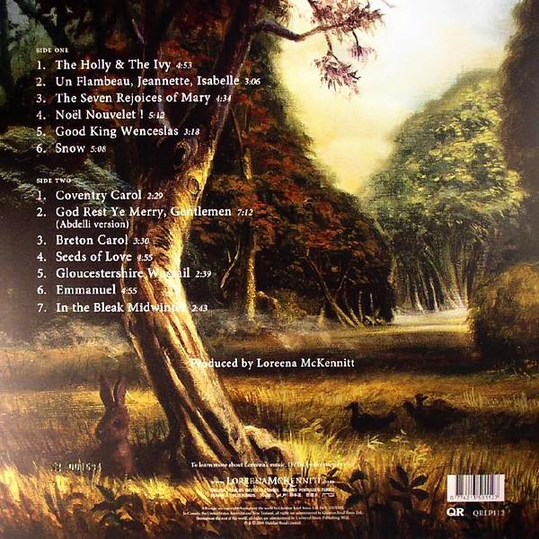 Loreena Mckennitt A Midwinter Night S Dream Lp 180 Gram