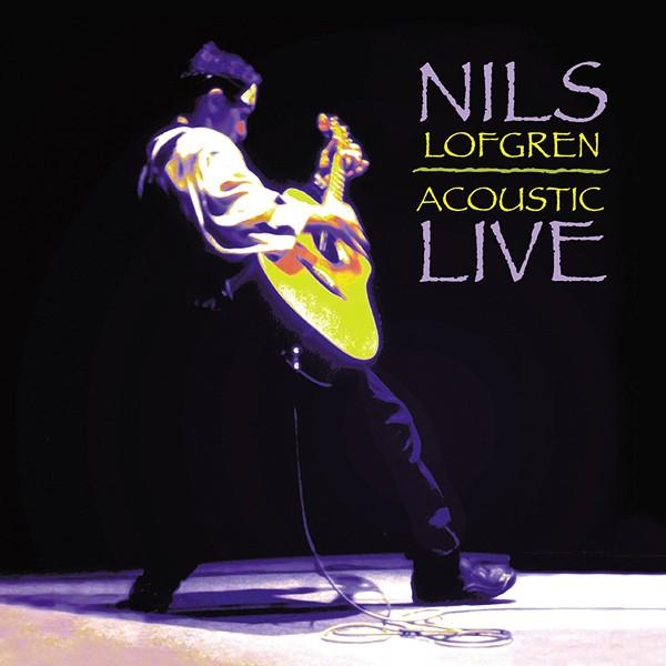 Nils Lofgren Acoustic Live 2lp 200 Gram Vinyl Analogue