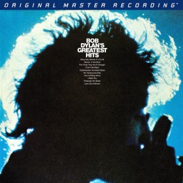 Bob Dylan Greatest Hits 2LP Vinil 180gr 45rpm Mobile Fidelity Edição Limitada Numerada MFSL MoFi USA