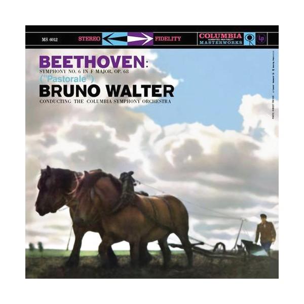 Beethoven Symphony No 6 Pastorale Bruno Walter Lp 200g