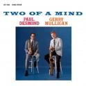 Paul Desmond & Gerry Mulligan Two Of A Mind LP 180 Gram Vinyl RCA Speakers Corner Pallas Germany EU