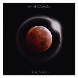 Ray Lamontagne Ouroboros LP 180 Gram Vinyl Bernie Grundman Mastering RCA Pallas Germany 2016 EU