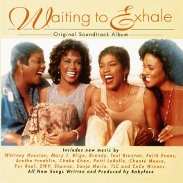 Waiting To Exhale Banda Sonora 2LP Vinil Roxo Edição Limitada 1000 Unidades Arista Kevin Gray 2016 USA