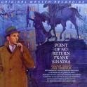 Frank Sinatra Point Of No Return LP 180 Gram Vinyl Mobile Fidelity Sound Lab Limited Edition MFSL USA