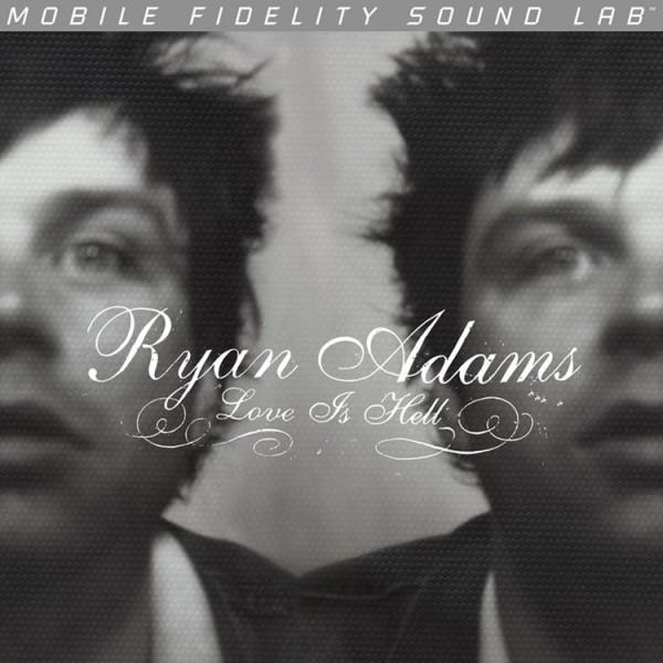 Ryan Adams Love Is Hell 3lp Vinyl Box Set Limited Edition