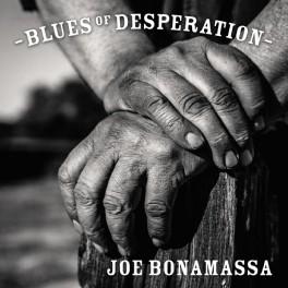 Joe Bonamassa Blues of Desperation 2LP 180 Gram Vinyl Gatefold Provogue Records 2016 EU