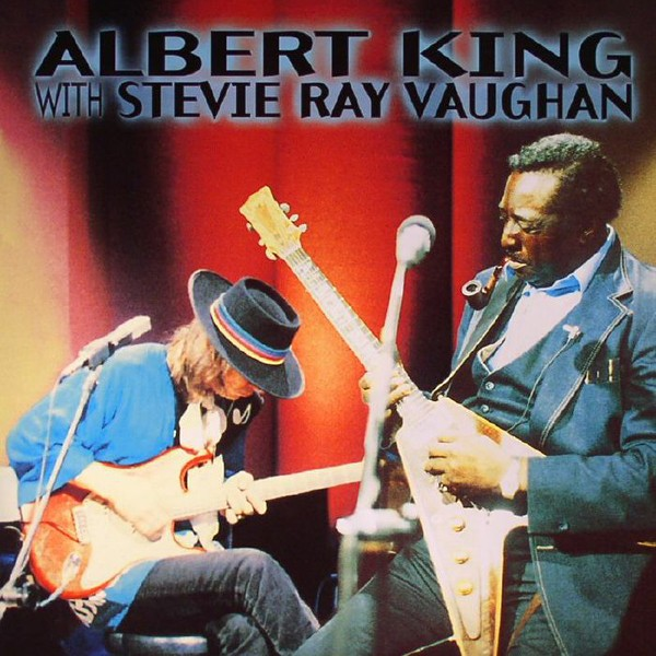 Albert King With Stevie Ray Vaughan In Session 2lp 45rpm