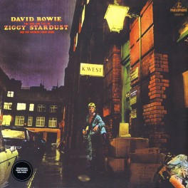 David Bowie The Rise And Fall Of Ziggy Stardust And The Spiders From Mars LP 180 Gram Vinyl 2016 EU