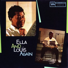 Ella Fitzgerald Louis Armstrong Ella And Louis Again 2lp
